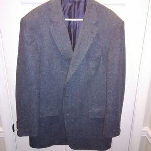 Pal Zileri Men's Sport Coat Wool 46L